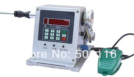 free ship 0.03-0.8mm Computer controlled coil transformer winder winding machine(China (Mainland))
