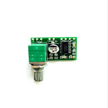 Shipping! 1PCS PAM8403 mini 5V digital amplifier board with switch potentiometer can be USB powered GF1002(China (Mainland))