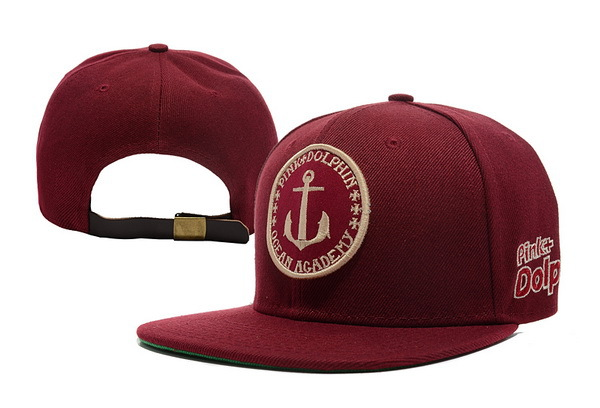 20 styles Pink Dolphin Ocean Academy Snapbacks caps & hat in Red Olympic Waves men & women's adjustable hats shipping in box !(China (Mainland))