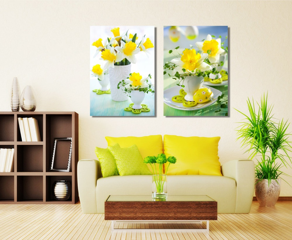 Free shipping canvas painting wealth and luxury golden for Cheap household accessories