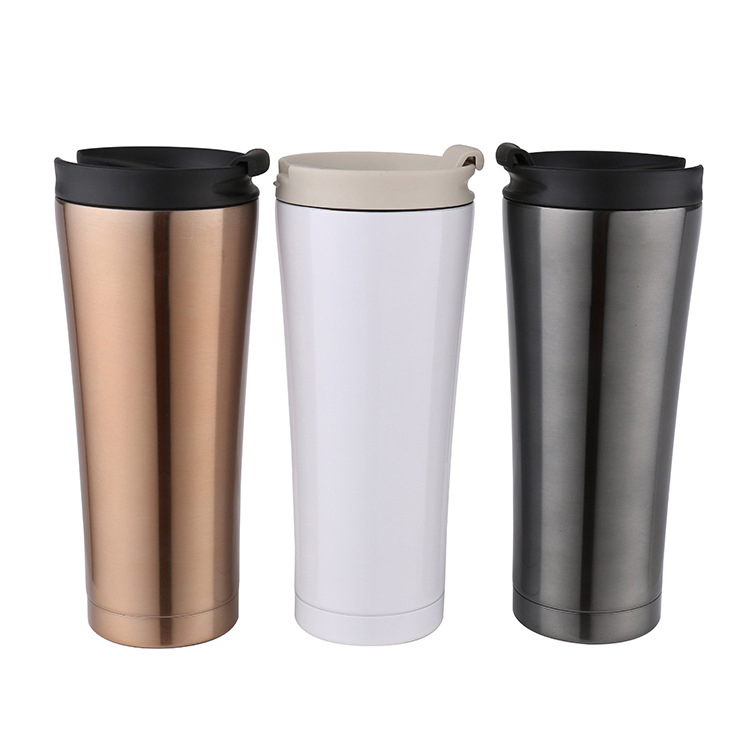 Sgs classical thermos cup stainless steel bottle vacuum - Thermos a cafe ...