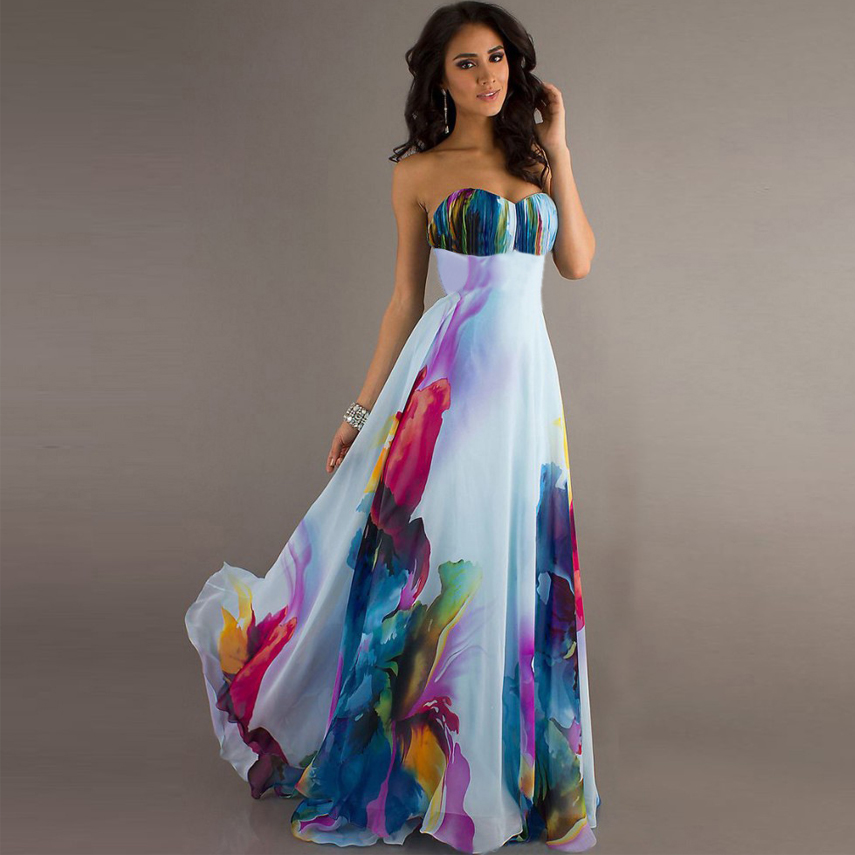 Night Time Party Dresses Plus Size Prom Dresses