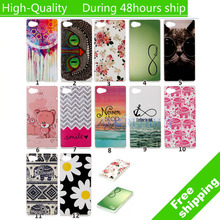 Sony Xperia Z5 Compact Mini Z5Mini Silicone Rubber Protective Skin Soft Gel TPU IMD Back Cover Case - Shenzhen worldbuy Technology Co., Ltd. store