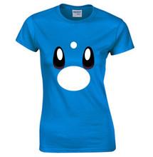 Pokemon Go Fashion New Design T Shirt Miniryu Cute Cool T-shirt Short Sleeve Comics Printed Tshirt