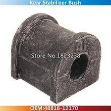 2pcs/lot Rear stabilizer bush OEM:48818-12170 for Toyota COROLLA SPACIO AVALON CAMRY(China (Mainland))
