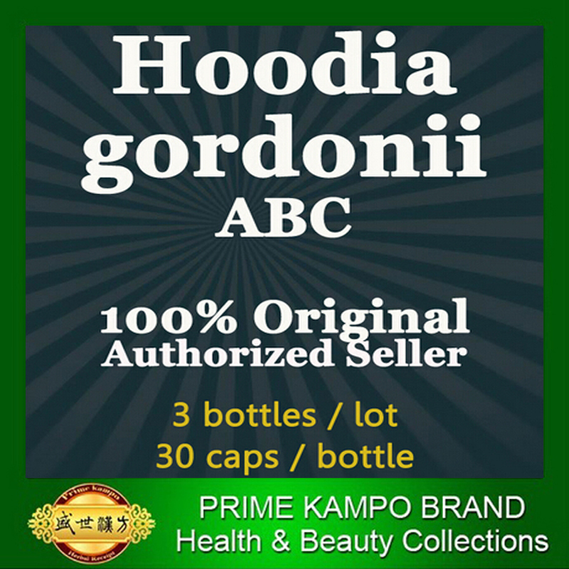 (3 Bottles/lot) appetite suppressant south African cactus pure hoodia gordonii extracts fast lose weight (MLD030)(China (Mainland))
