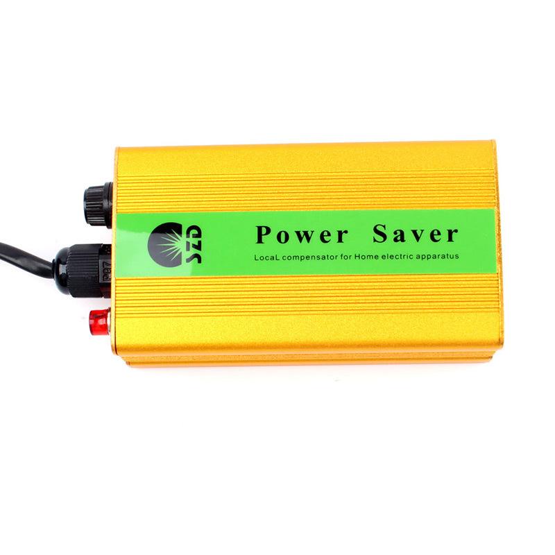 Energy Saver Box 24KW Power Electricity Save up to 35% Money 90-250V #67775(China (Mainland))