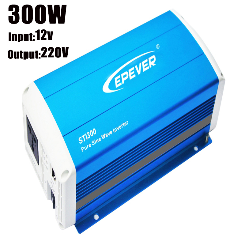 Power Frequency Pure Sine Wave Inverter 300W 12V DC 220V AC Power Inverters Off Grid Zuivere Sinus Omvormer Single Phase NEW(China (Mainland))