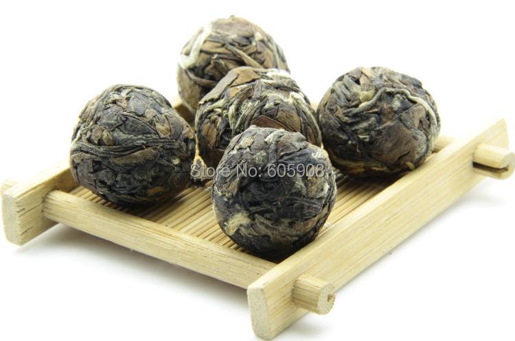 Гаджет  50g Supreme Fuding Aged Dragon Ball White Tea Extract None Еда