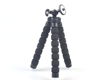 flexible camera tripod  Flexible Leg Mini Tripod for Gopro Digital Camera and phone gopro mount adapter for gopro hero 3
