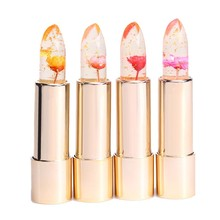 1Pcs Brand Kailijumei Magic Color Temperature Change Moisturizer Bright Surplus Lipstick Lips Care 3 Colors for mouth to lip
