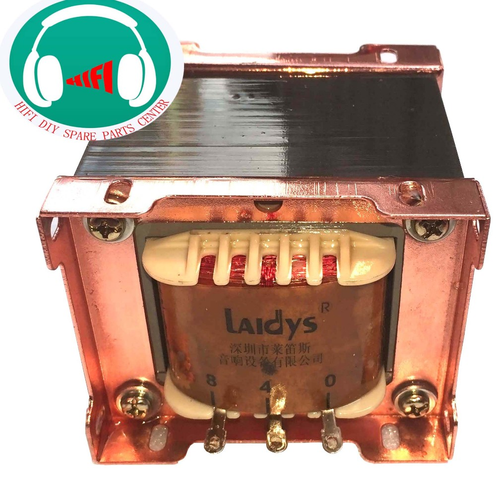 Hifiboy Special output transformer for electron tube power amplifier power 25W Input impedance 2.5K Ohm(China (Mainland))