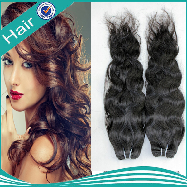 Brazilian virgin natural wave human hair weaves 5A grade funmi brazilian natural wave Hair extensions hot selling 2pcs/lot