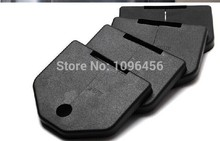 Car door lock cover protecting cover Anti-corrosive 4 pcs for 2005-2011 2012 2013 Ford Focus 2 auto parts