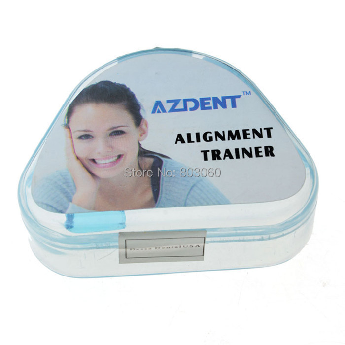 AZdent New Arrival Dental Oral Teeth Orthodontic Appliance Trainer Doctor Alignment Braces Mouthpieces Teeth Whitening Oral