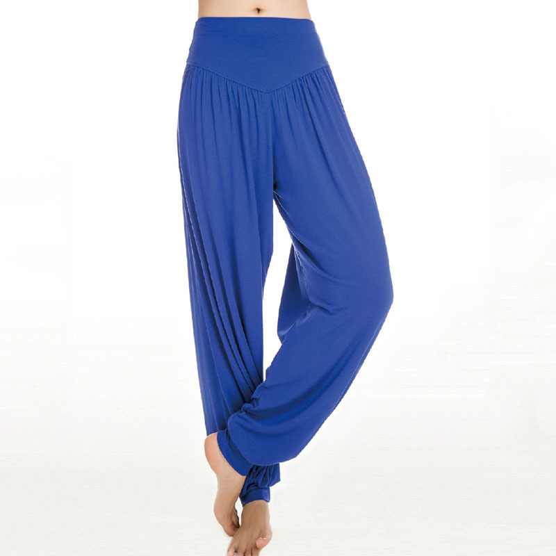 Original Women Extra Large Size Harem Long Pants Women Casual Chiffon Pants