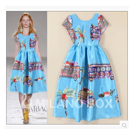2015 runway dresses women high quality dresses brand dresses Celebrity dress(China (Mainland))