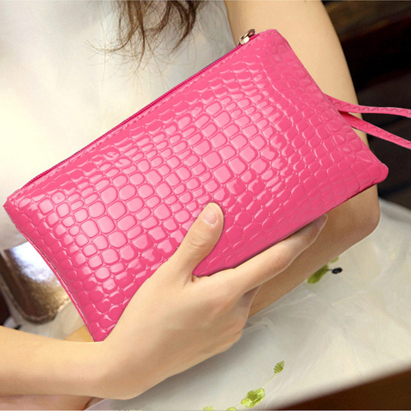 Fashion Wallet Case for iPhone 7 7Plus 6 6S Plus S6 Edge S7 Aqua Flip Cover Pouch Crocodile PU Leather Mobile Phone Bags Cases(China (Mainland))