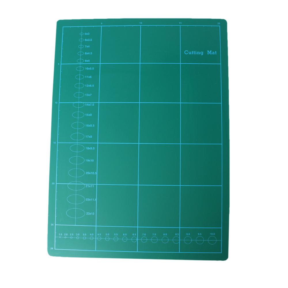 Pvc Rectangle Self Healing Cutting Mat Tool 5 Layer A4