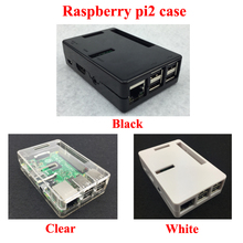 100% original raspberry pi case  ABS  case super quality ABS box forraspberry Pi  free shipping