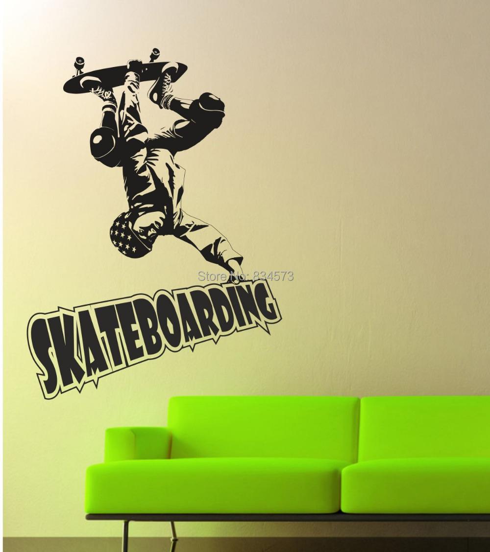 Online krijg goedkoop jongens skateboard slaapkamer  aliexpress ...