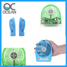 New 2015 Portable Hand held USB Mini Cool Fan Air Conditioning Appliances rechargeable