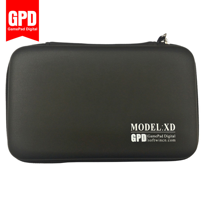 GPD Hard Travel Carry Case Cover Bag Pouch Sleeve Compatible For GPD XD Game Console New 3DS XL LL PS Vita (Black)(China (Mainland))