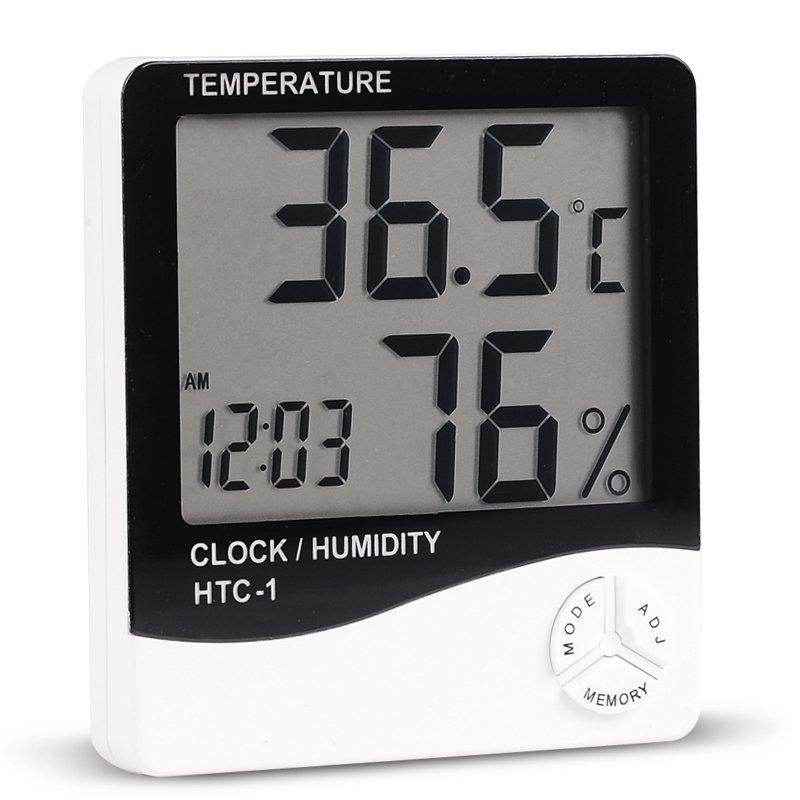 Promoci N De Reloj Digital El Ctrico Compra Reloj