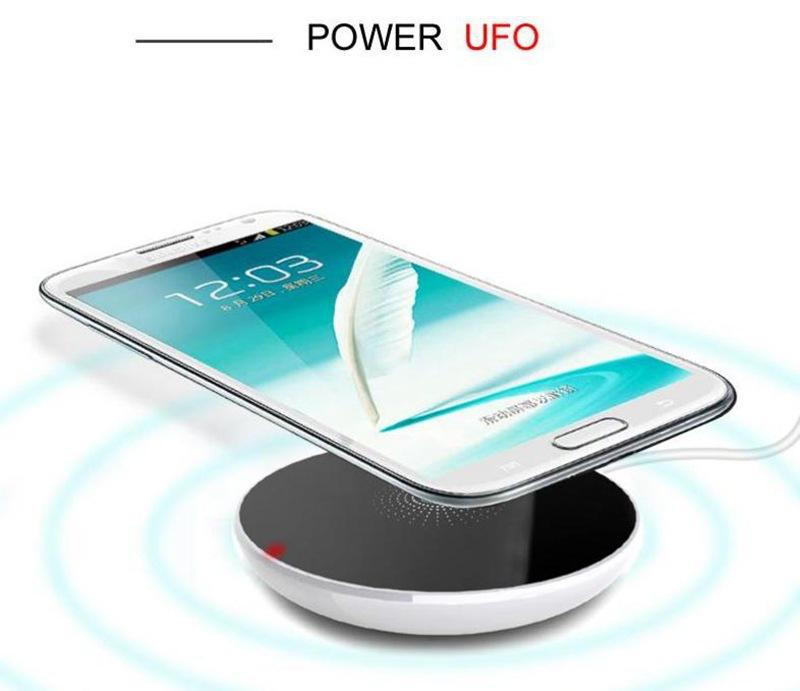 2015 New fashion QI standard Mini Wireless USB Power Charger Pad Wireless phone charger Wireless Charger power box(China (Mainland))