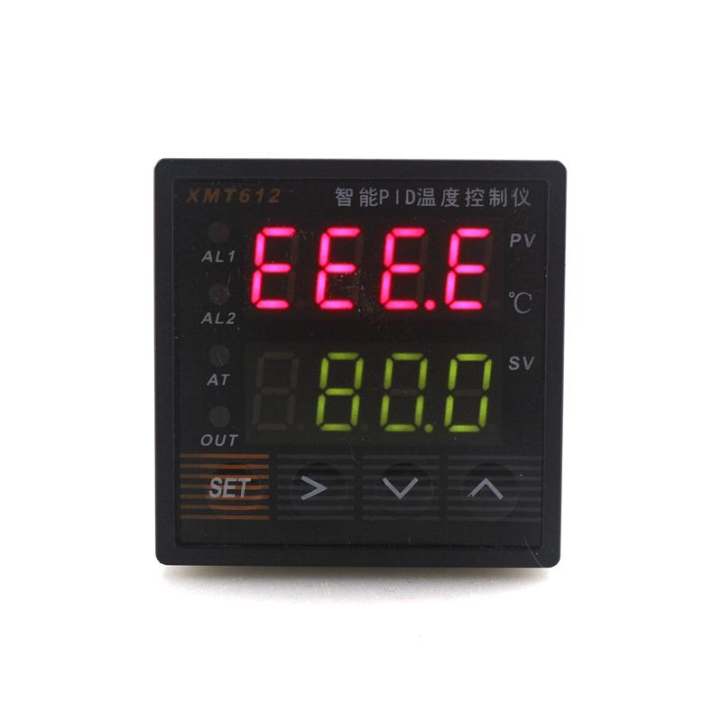 Intelligent  XMT612 PID Temperature Controller Smart Temperature Controller AC/DC85-260V