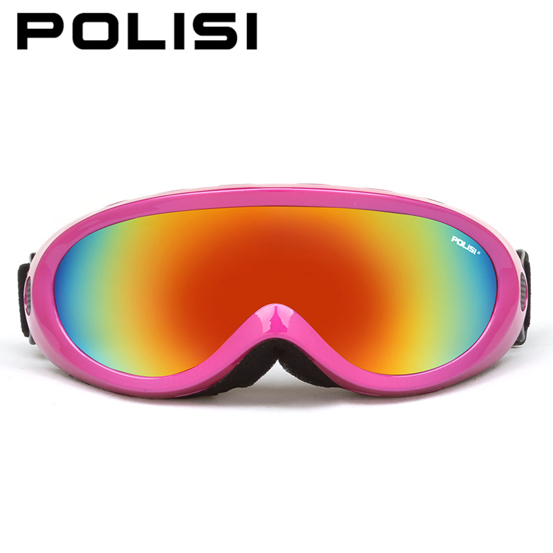 free shipping! POLISI P-313-YE motorcycle accessories snowboard ski snowboard goggle windproof Skate glasses Eyewear(China (Mainland))