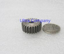 Buy Spur Gear pinion 25T Mod 1 M=1 Width 10mm Bore 6mm Right Teeth 45# steel positive gear CNC gear rack transmission motor gears for $6.00 in AliExpress store