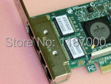 Adapter for 49Y7947 49Y7946 PCIe Dual port well tested working