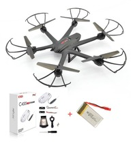MJX X600 RC Drone Hexacopter RTF UAV FPV Real-time Transmission Flying Helicopter with C4005 0.3MP HD Camera + Spare Battery
