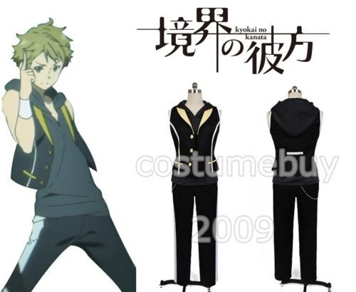Beyond the Boundary Akihito Kanbara Cosplay Costume NewОдежда и ак�е��уары<br><br><br>Aliexpress