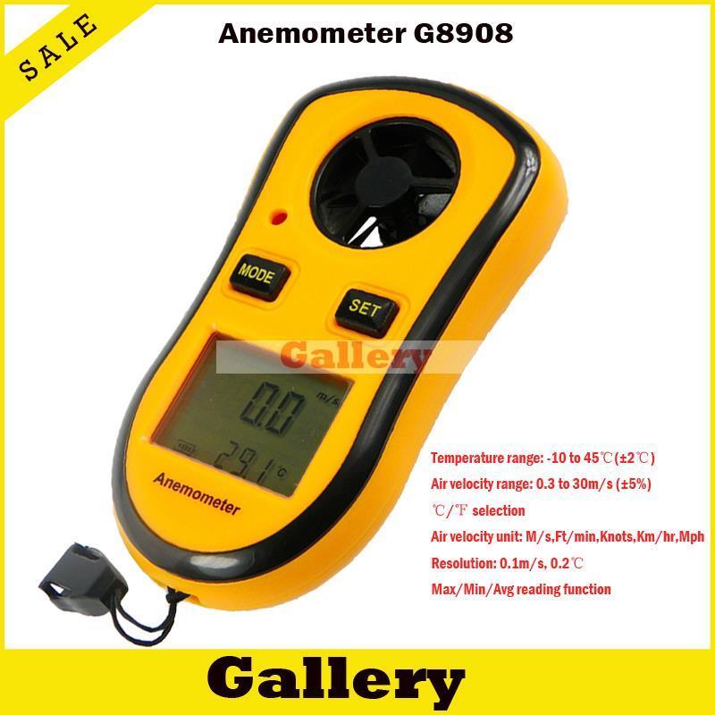 3 c digital accessories market tachometer tacometro usb tester anemometer wind gm8908 level display digital tachometer(China (Mainland))