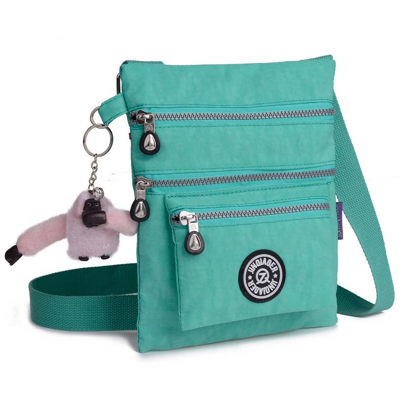 bolsas kiplings Bags women shoulder bags waterproof nylon Cute Monkey 2015 Fashion Female Mochila Femininas kipple Handbags(China (Mainland))