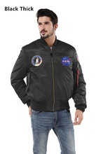 Freelee 2016 Spring thin NASA Navy flying jacket,Thick Winter letterman varsity american college bomber flight jacket for men(China (Mainland))