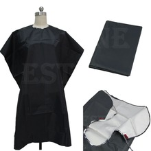 Adult Salon Hair Cut Hairdressing Barbers Hairdresser Cape Gown Cloth Waterproof(China (Mainland))