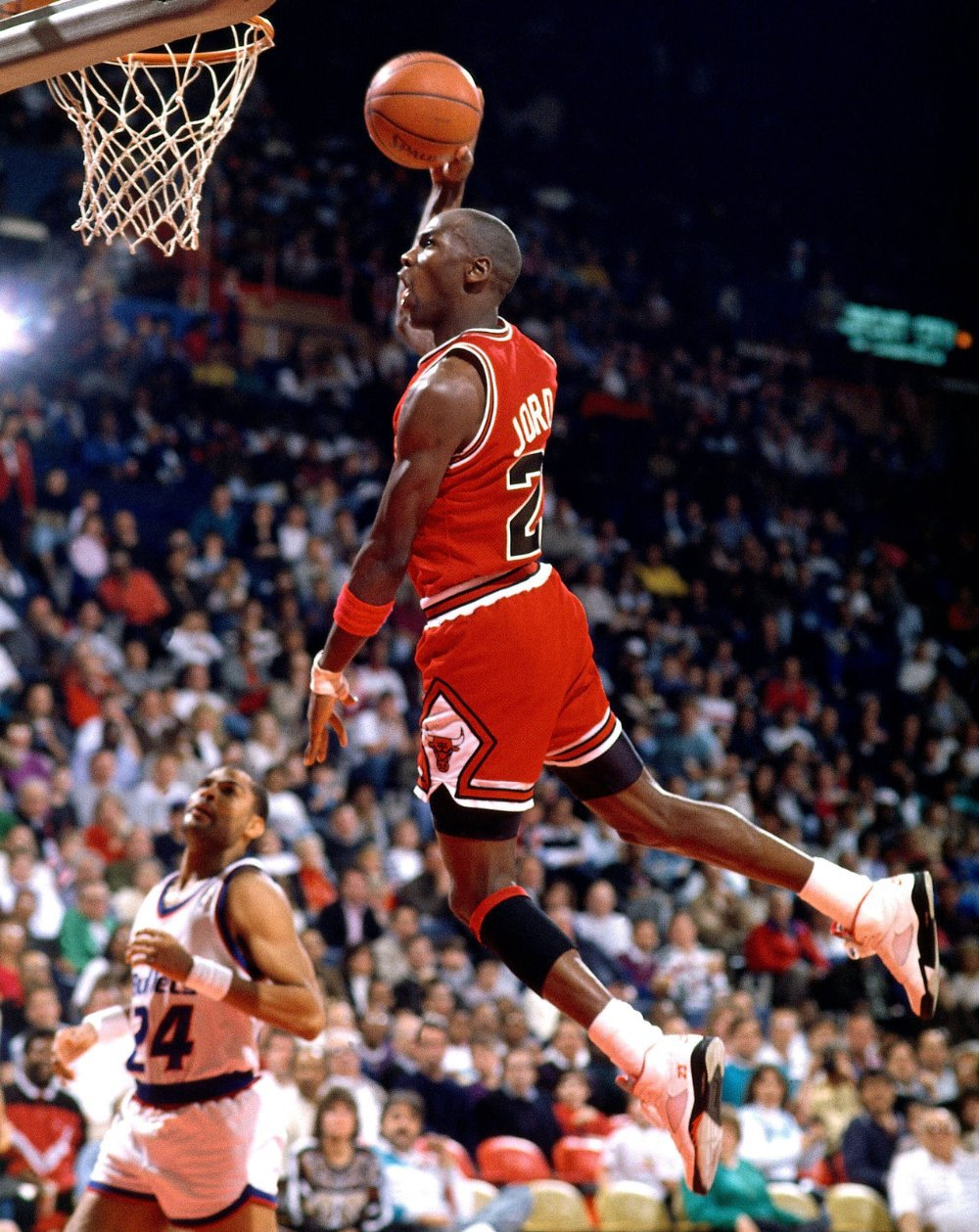 F1031 16 inch x20 inch Michael Jordan Chicago Flying Dunk Free throw Line Posters Canvas College Dorm Decor(China (Mainland))