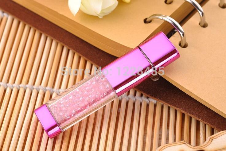 New arrival real capacity 4GB 8GB 16GB 32GB 64GB usb flash drive crystal Jewellery USB Flash 2.0 Memory Drive Stick S635(China (Mainland))