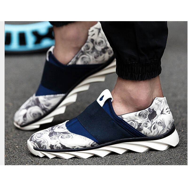 Fashion Sneakers Lightweight Athletic Breathable