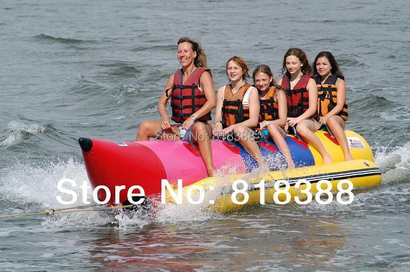 3 seats Water quality casual boat banana boat inflatable boat assault boats raffling-Free shipping(China (Mainland))