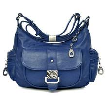New fashion 2016 women's bags vintage messenger bag women's handbag small cross-body bag leather handbag freeshipping