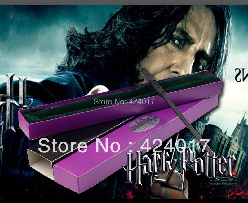 Harry Potter Movies Item - Severus Snape Magical Wand(China (Mainland))