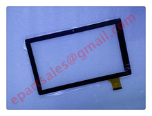 Free shipping cheap 10.1inch touchscreen  touch panel digitizer glass for tablet MF-669-101F