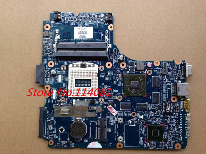 734084-001 48.4YW05.011 For HP 450 Probook 450 probook 470 Probook 440 HM87 chipset with 2GB discrete graphics i3 / i5 / i7(China (Mainland))