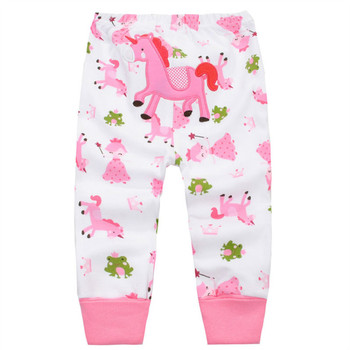 PP Pants Animal Baby Trousers Kids Wear Baby Girl Pants Boy Cartoon Cotton Baby Pants Infant Clothes Toddler Children Clothing