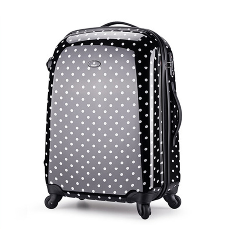 Online Get Cheap Rolling Carry on Luggage Black -Aliexpress.com ...