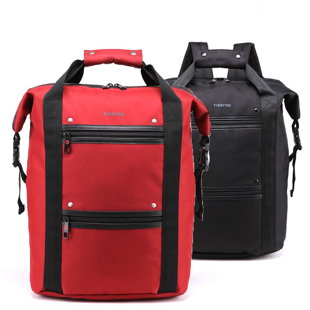 T-B3096 Brand New Tigernu Vintage Backpack Outdoor Travel Hiking Messenger Shoulder Bag Sport Rucksack Nylon Free Shipping(China (Mainland))